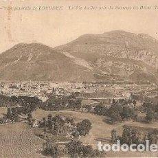 Postales: FRANCIA & VISTA GENERAL DE LOURDES, PICO DE JER, CUMBRE DE BEOUT, MONKSTOWN IRLANDA 1913 (288) . Lote 121546447