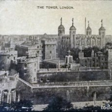 Postales: THE TOWER LONDON. CON IVERT 106. 1908.. Lote 121548371
