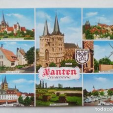 Postales: TARJETA POSTAL DE ALEMANIA. XANTEN, NIEDERRHEIN. Nº 4048 KRAPOHL VERLAG. Lote 121712367