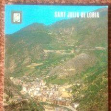 Postales: ANDORRA - SANT JULIA DE LORIA. Lote 123097523