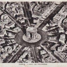 Postales: FRANCIA PARIS ARCO DE TRIUNFO 1947 POSTAL CIRCULADA. Lote 123457051