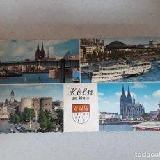 Postales: KOLN AM RHEIN. Lote 125280607