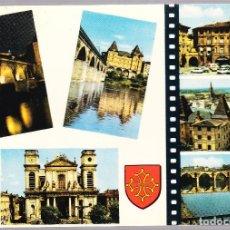 Postales: FRANCIA - MONTAUBAN. Lote 125418295