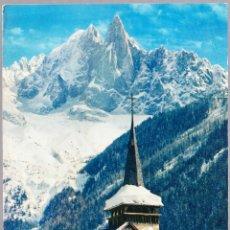 Postales: FRANCIA - CHAMONIX - MONT BLANC. Lote 125418411