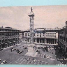 Postales: 5539 ITALIA ITALIE ITALY LAZIO ROMA ROME PIAZZA COLONNA. Lote 126817483