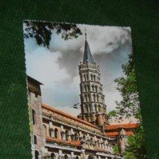 Postales: FRANCIA - TOULOUSE 161 - CLOCHER DE SAINT SERNIN ET PORTE MIEGEVILLE - LABOUCHE FRERES. Lote 126854767
