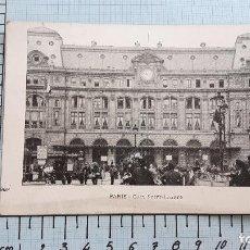 Postales: FRANCIA. PARÍS, GARE SAINT-LAZARE. SIN CIRCULAR. . Lote 127539063