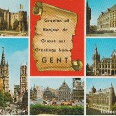 Postales: GENT (BELGICA) . . Lote 127934135