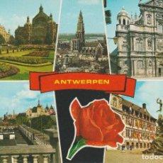 Postales: ANTWERPEN. ANVERS (BELGICA) . . Lote 127937147