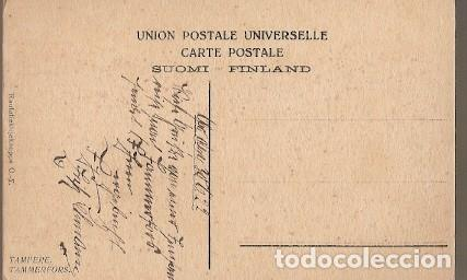 Postales: Filandia & Circulado, Tampere, Tammerfors (5433) - Foto 2 - 127979343