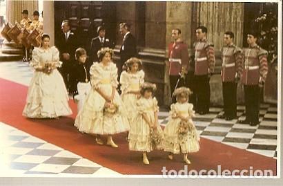 INGLATERRA ** & LA FAMILIAS REALE, SERIE SOVEREIGN, LAS DAMAS 1981 (18) (Postales - Postales Extranjero - Europa)