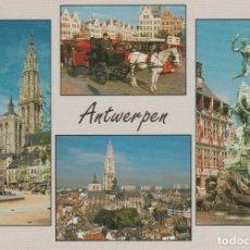 Postales: ANTWERPEN. AMBERES (BELGICA). Lote 128027867