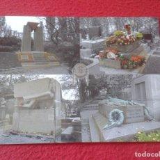 Postales: POSTAL POST CARD PÈRE LACHAÍSE CEMENTERY CEMENTERIO PARÍS JEWISH HOLOCAUST OSCAR WILDE HOLOCAUSTO.... Lote 128072847