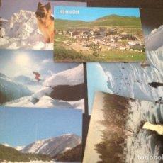 Postales: ANDORRA-EDITORIAL AS-7 POSTALES. Lote 128534555