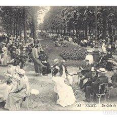 Postales: ANCIENNE POSTALE VICHY.- Nº 84, UN COIN DU PARC. FRANCE- FRANCIA . Lote 129081839