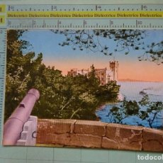 Postales: POSTAL DE ITALIA. AÑOS 30 50. TRIESTE MIRAMARE. 787. Lote 129390295
