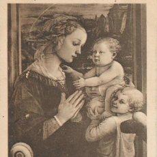 Postales: LOTE 8 POSTALES ANTIGUAS FLORENCIA- SIN CIRCULAR- ARTE ITALIANO. Lote 129451183