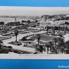 Postales: ESTORIL, COSTA DO SOL, PORTUGAL - PARQUE - POSTAL FOTOGRAFICA. Lote 130344982