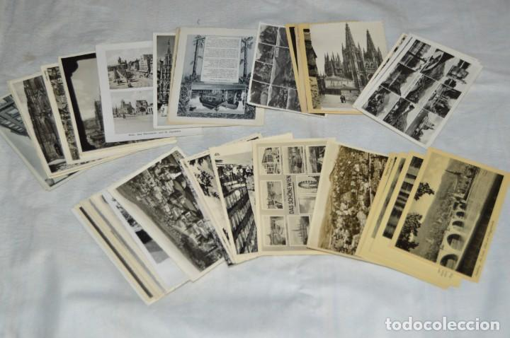 Postales: LOTE DE MÁS DE 100 POSTALES SIN CIRCULAR - CREO QUE EN SU MAYORÍA DE ALEMANIA, PRECIOSAS - ¡Mira! - Foto 4 - 130554942