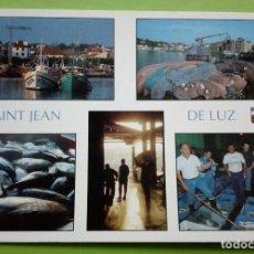 Postales: POSTALE DE FRANCE. SAINT JEAN DE LUZ. LE PORT. Lote 130739474