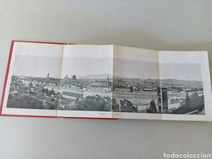 Postales: ANTIGUA CARTERITA CONTENIENDO MAPA DE FIRENZE Y 30 VISTAS FOTOGRAFICAS. - Foto 2 - 131169959