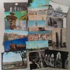 Postales: LOTE DE 18 POSTALES ITALIANAS. DIFERENTES EPOCAS Y EDITORES.. Lote 131188860