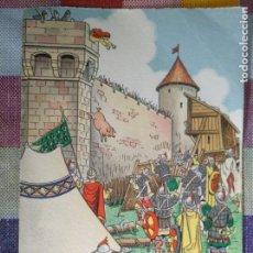 Postales: POSTAL CARCASONA. 1954, SIN CIRCULAR. FRANCIA. Lote 131750246