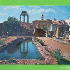 Postales: POSTAL - FORO ROMANO - ROMA - ITALIA -. Lote 133157658