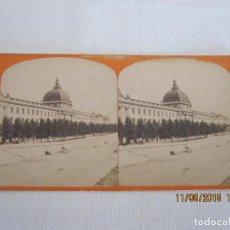 Postales: ANTIGUA FOTO POSTAL ESTEREOSCOPICA LYON Nº 32 FRANCIA. Lote 133294034