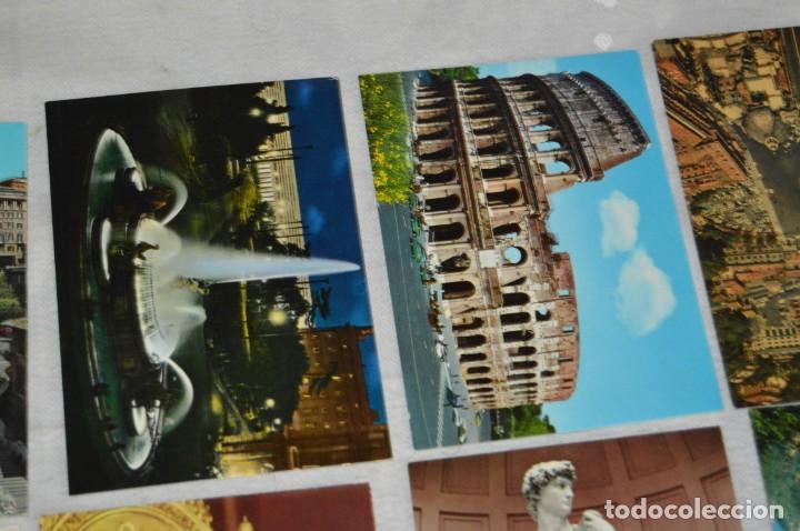 Postales: GRAN LOTE DE POSTALES SIN CIRCULAR - ITALIA, ROMA, VATICANO Y OTROS - MIRA LAS FOTOS - ENVÍO 24H - Foto 4 - 133618810