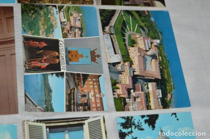 Postales: GRAN LOTE DE POSTALES SIN CIRCULAR - ITALIA, ROMA, VATICANO Y OTROS - MIRA LAS FOTOS - ENVÍO 24H - Foto 6 - 133618810