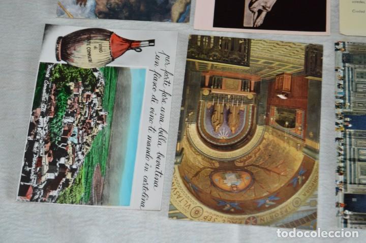 Postales: GRAN LOTE DE POSTALES SIN CIRCULAR - ITALIA, ROMA, VATICANO Y OTROS - MIRA LAS FOTOS - ENVÍO 24H - Foto 9 - 133618810