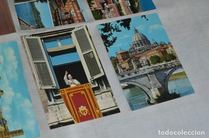 Postales: GRAN LOTE DE POSTALES SIN CIRCULAR - ITALIA, ROMA, VATICANO Y OTROS - MIRA LAS FOTOS - ENVÍO 24H - Foto 11 - 133618810