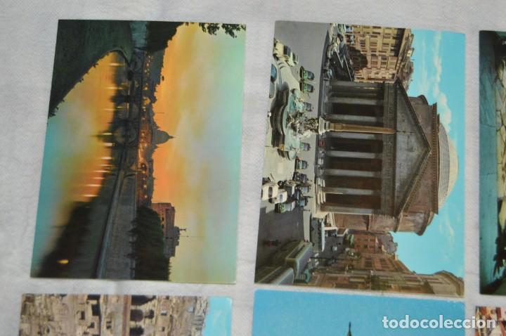 Postales: GRAN LOTE DE POSTALES SIN CIRCULAR - ITALIA, ROMA, VATICANO Y OTROS - MIRA LAS FOTOS - ENVÍO 24H - Foto 13 - 133618810
