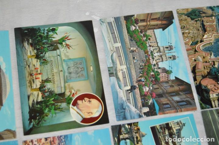 Postales: GRAN LOTE DE POSTALES SIN CIRCULAR - ITALIA, ROMA, VATICANO Y OTROS - MIRA LAS FOTOS - ENVÍO 24H - Foto 14 - 133618810