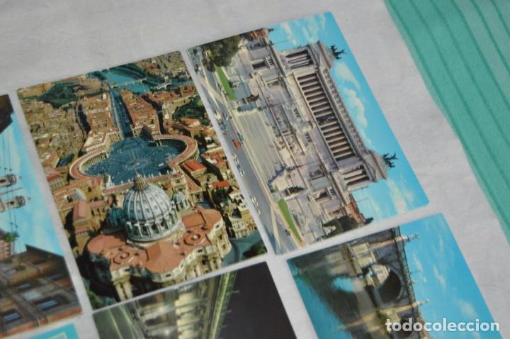 Postales: GRAN LOTE DE POSTALES SIN CIRCULAR - ITALIA, ROMA, VATICANO Y OTROS - MIRA LAS FOTOS - ENVÍO 24H - Foto 15 - 133618810