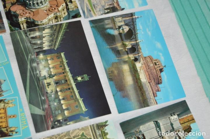Postales: GRAN LOTE DE POSTALES SIN CIRCULAR - ITALIA, ROMA, VATICANO Y OTROS - MIRA LAS FOTOS - ENVÍO 24H - Foto 16 - 133618810