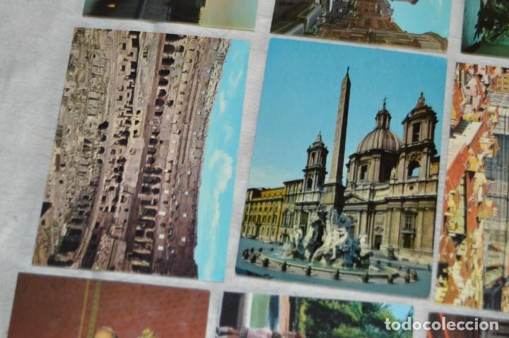 Postales: GRAN LOTE DE POSTALES SIN CIRCULAR - ITALIA, ROMA, VATICANO Y OTROS - MIRA LAS FOTOS - ENVÍO 24H - Foto 18 - 133618810