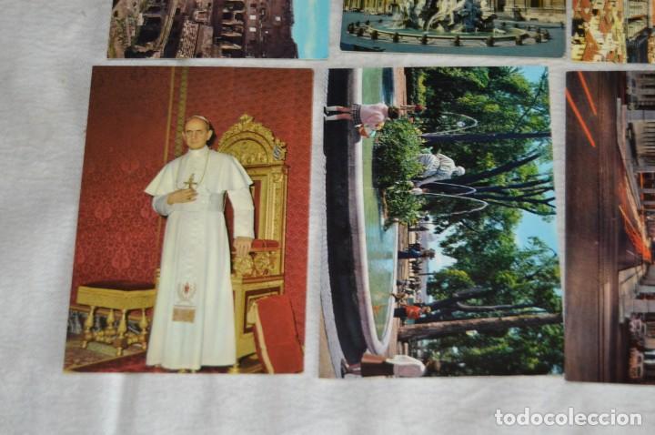 Postales: GRAN LOTE DE POSTALES SIN CIRCULAR - ITALIA, ROMA, VATICANO Y OTROS - MIRA LAS FOTOS - ENVÍO 24H - Foto 19 - 133618810