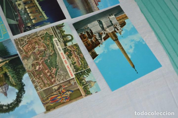 Postales: GRAN LOTE DE POSTALES SIN CIRCULAR - ITALIA, ROMA, VATICANO Y OTROS - MIRA LAS FOTOS - ENVÍO 24H - Foto 21 - 133618810