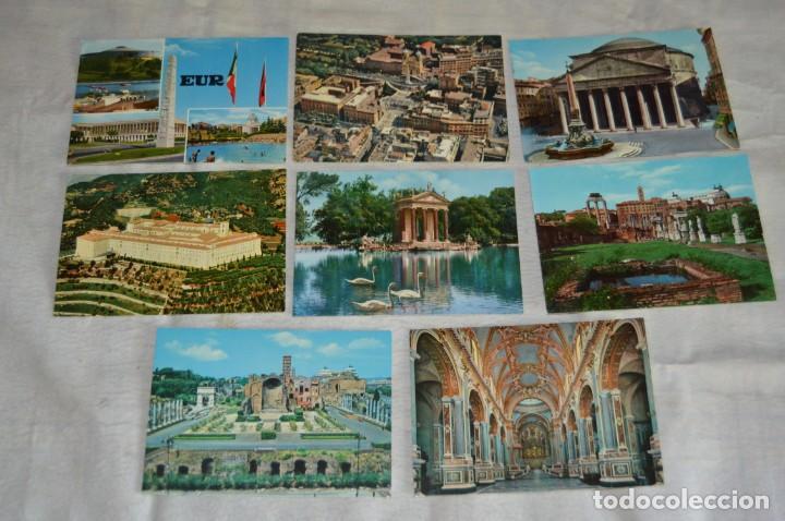 Postales: GRAN LOTE DE POSTALES SIN CIRCULAR - ITALIA, ROMA, VATICANO Y OTROS - MIRA LAS FOTOS - ENVÍO 24H - Foto 22 - 133618810
