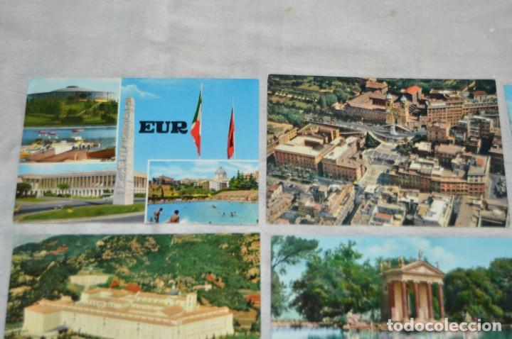 Postales: GRAN LOTE DE POSTALES SIN CIRCULAR - ITALIA, ROMA, VATICANO Y OTROS - MIRA LAS FOTOS - ENVÍO 24H - Foto 23 - 133618810