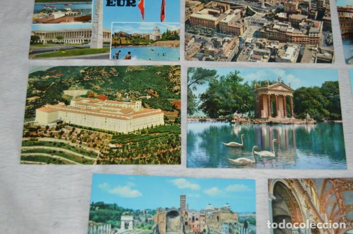 Postales: GRAN LOTE DE POSTALES SIN CIRCULAR - ITALIA, ROMA, VATICANO Y OTROS - MIRA LAS FOTOS - ENVÍO 24H - Foto 24 - 133618810