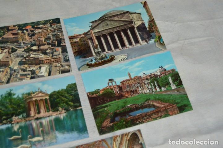 Postales: GRAN LOTE DE POSTALES SIN CIRCULAR - ITALIA, ROMA, VATICANO Y OTROS - MIRA LAS FOTOS - ENVÍO 24H - Foto 25 - 133618810