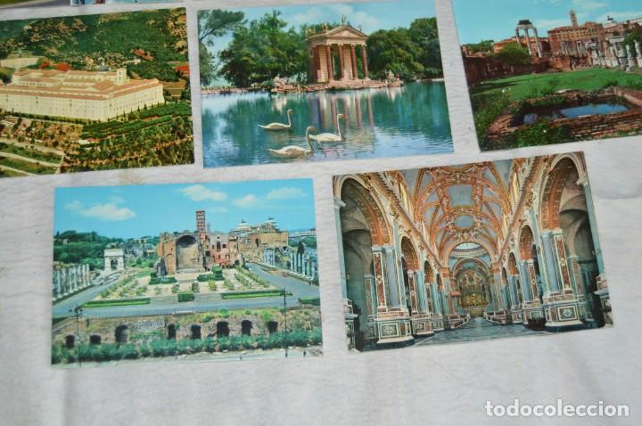 Postales: GRAN LOTE DE POSTALES SIN CIRCULAR - ITALIA, ROMA, VATICANO Y OTROS - MIRA LAS FOTOS - ENVÍO 24H - Foto 26 - 133618810