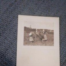 Postales: PEQUEÑA TARJETA DE MIDDELBURG (HOLANDA) 1923. Lote 133886774