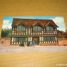 Postales: TARJETA POSTAL REINO UNIDO: FORD'S HOSPITAL, COVENTRY. DIMENSIONES: 90 X 140 MM. Lote 133966306