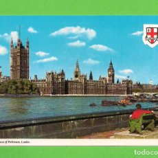 Postales: POSTAL - HOUSES OF PARLIAMENT LONDON -. Lote 134025302