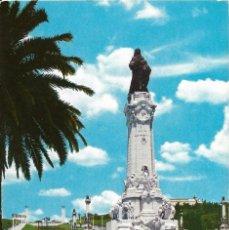Postales: == A1564 - POSTAL - LISBOA - PLAZA DEL MARQUES DE POMBAL . Lote 134050366