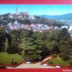 Postales: POSTAL ALEMANIA KONIGSTEIN IN TAUNUS AÑOS 70. Lote 134091553